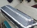 Гроб В-3 цена 2500